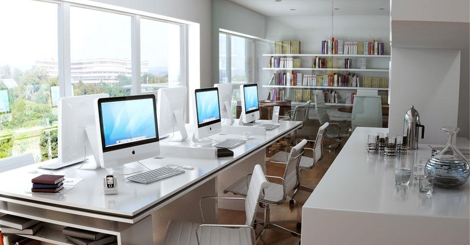 Decoraci n despachos grupo inventia opiniones grupo for Decoracion oficinas y despachos